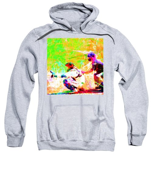 The Boys Of Summer 5d28228 The Catcher Square Sweatshirt