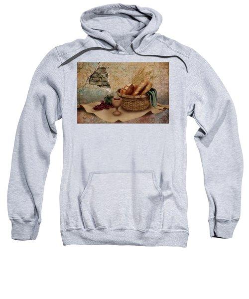 The Bread Of Life Sweatshirt