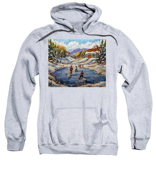 The Break Away By Prankearts Sweatshirt