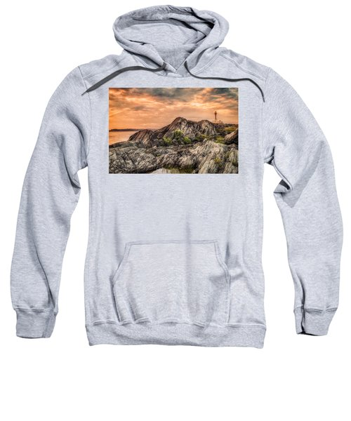 The Calm Before The Storm Sweatshirt