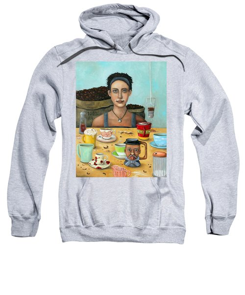 The Coffee Addict Brighter Sweatshirt