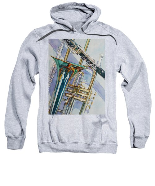 The Color Of Music Sweatshirt