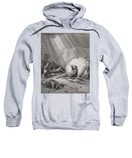 The Conversion Of St. Paul Sweatshirt