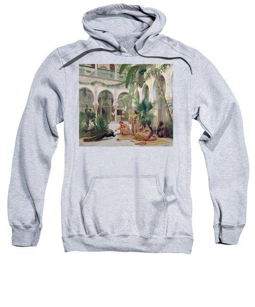 The Court Of The Harem Sweatshirt