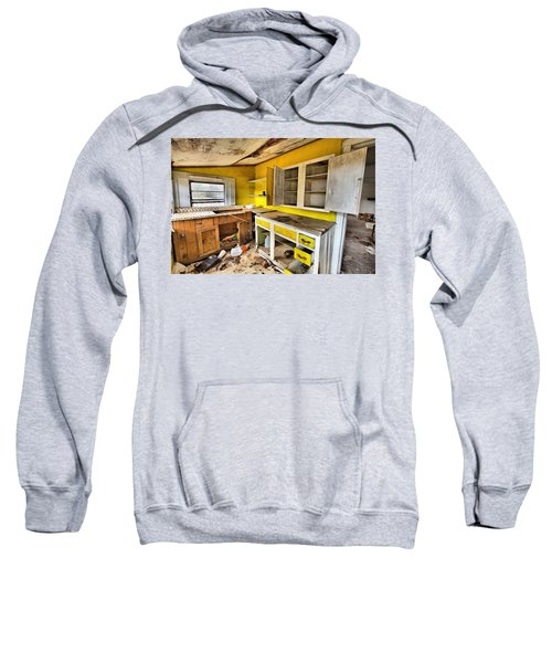 The Cupboard Is Bare Sweatshirt