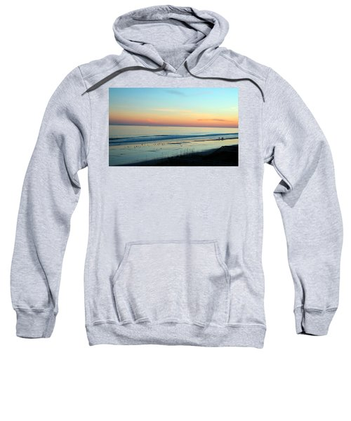 The Day Ends Sweatshirt