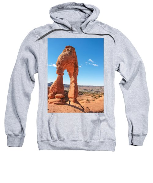 The Delicate Arch Sweatshirt