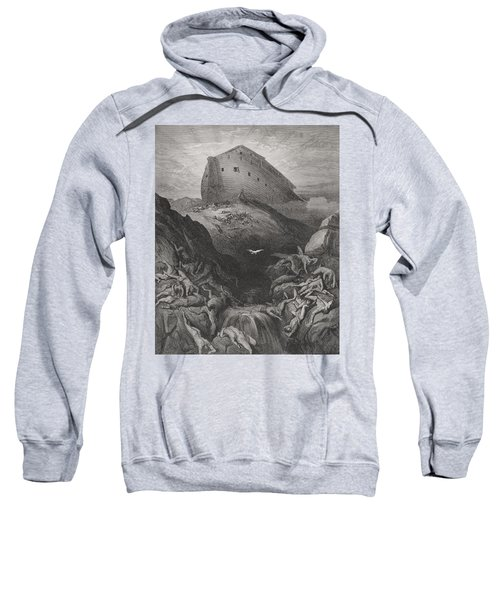 The Dove Sent Forth From The Ark Sweatshirt
