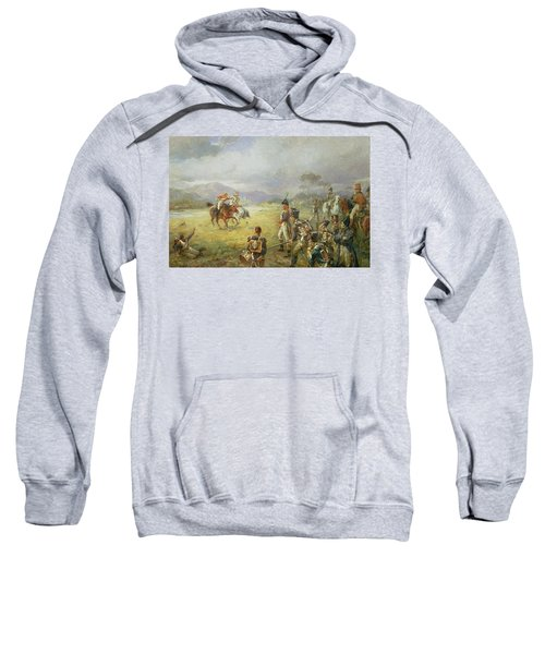 The Duel  Fair Play Sweatshirt