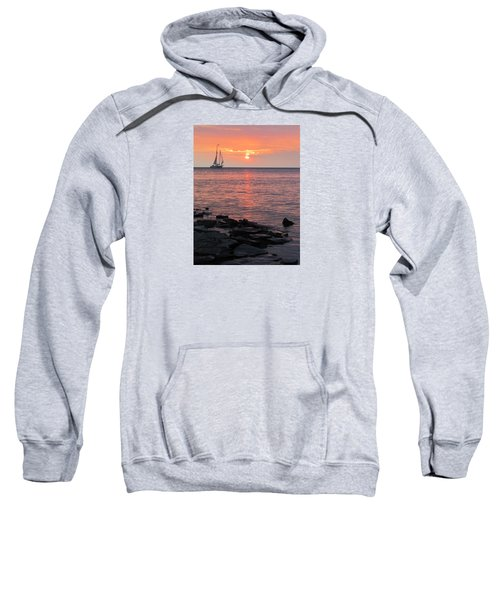 The Edith Becker Sunset Cruise Sweatshirt