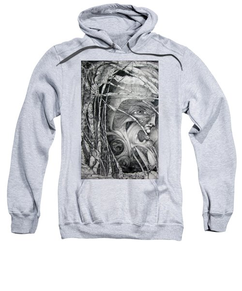 The Eye Of The Fomorii - Regrouping For The Battle Sweatshirt