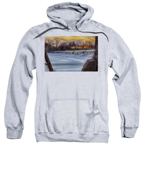 The Falls Of White River Sweatshirt