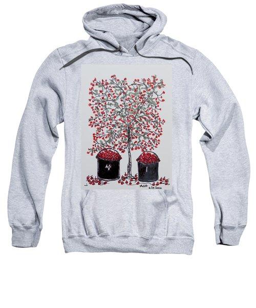 The Famous Door County Cherry Tree Sweatshirt