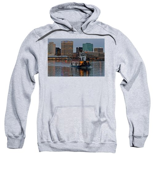 The Ferry To Portsmouth Sweatshirt