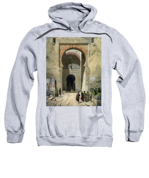 The Gate Of Justice Sweatshirt