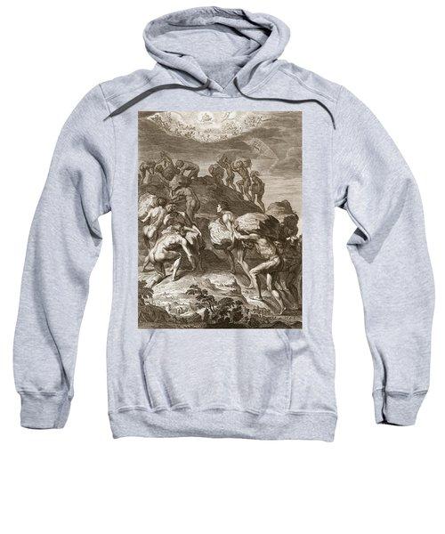 The Giants Attempt To Scale Heaven Sweatshirt