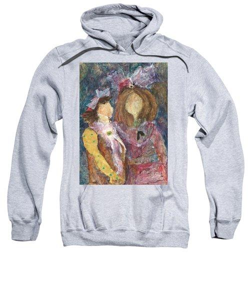 the Girls Sweatshirt