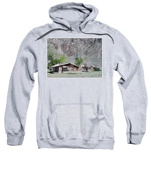 The Grass Is Greener When It's Growing On The Roof Sweatshirt