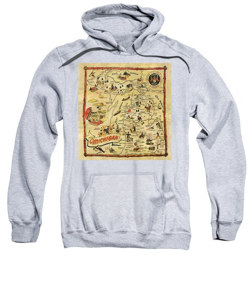 The Great Lakes State Sweatshirt