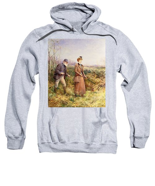 The Gun Shot Sweatshirt