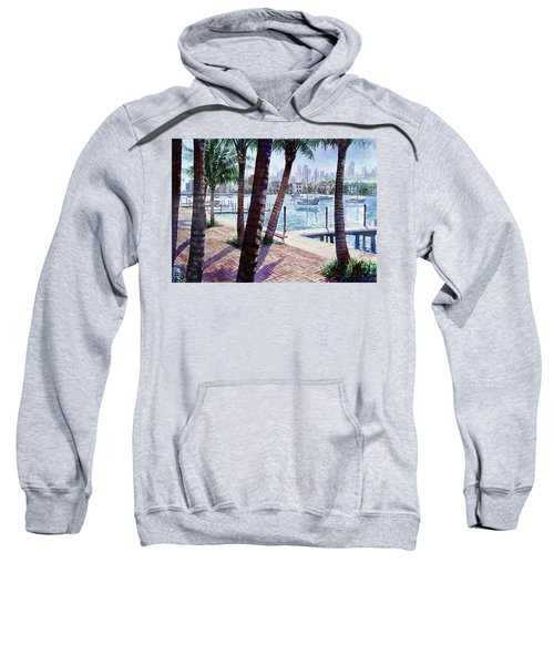 The Harbor Palms Sweatshirt