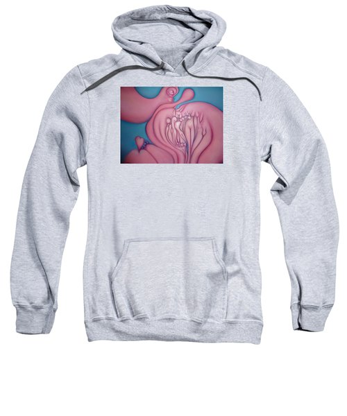 The Heart Of It All Sweatshirt