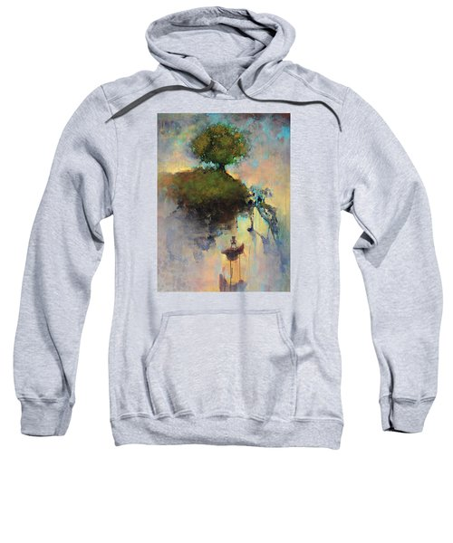 The Hiding Place Sweatshirt by Joshua Smith
