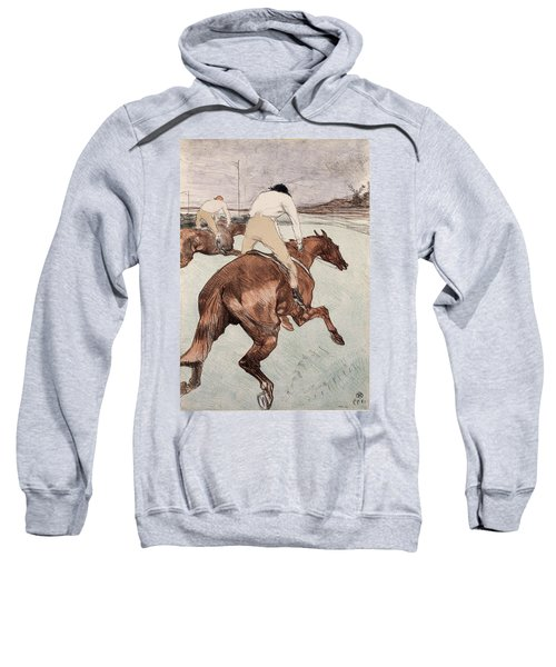 The Jockey Sweatshirt