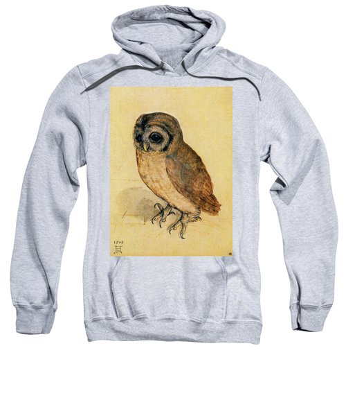 The Little Owl Sweatshirt