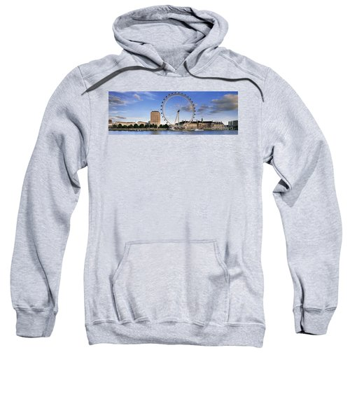 The London Eye Sweatshirt by Rod McLean