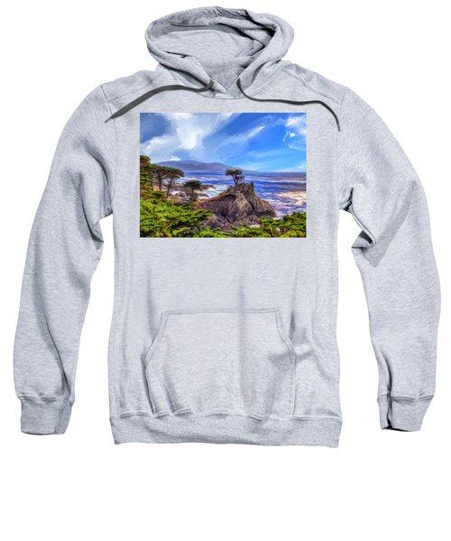 The Lone Cypress Sweatshirt