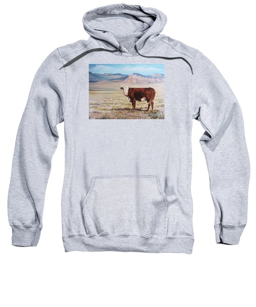 The Lone Range Sweatshirt