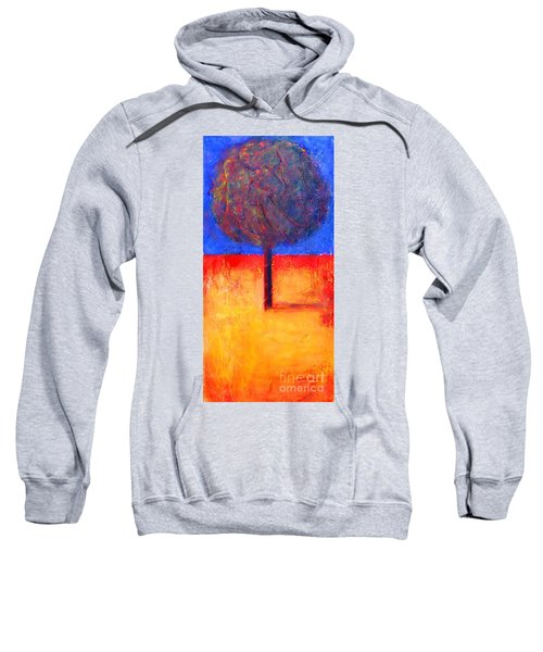 The Lonely Tree In Autumn Sweatshirt