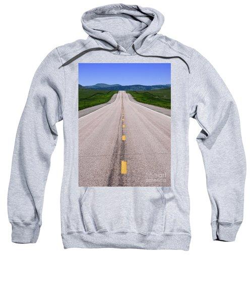 The Long Road Ahead Sweatshirt