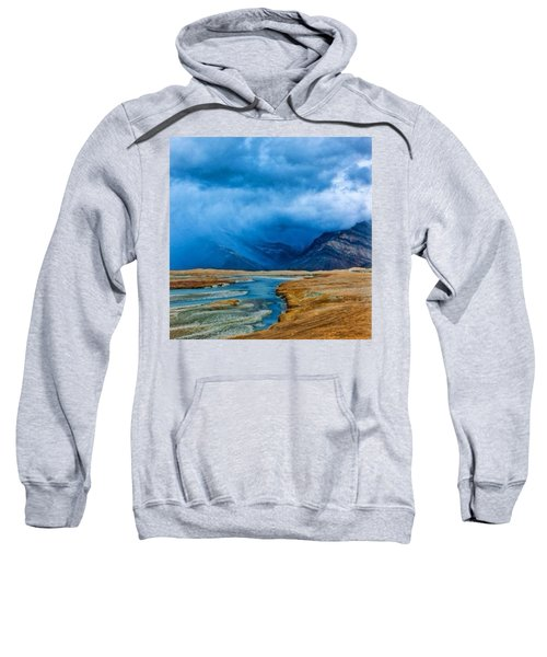 The Magnificent Himalayas, Just When Sweatshirt