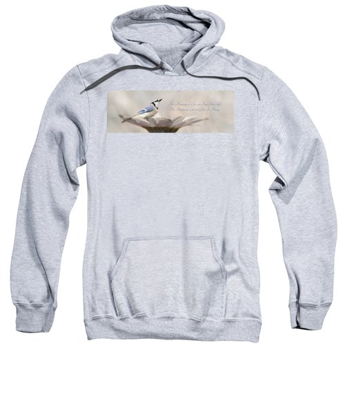The Meaning Of Life Sweatshirt