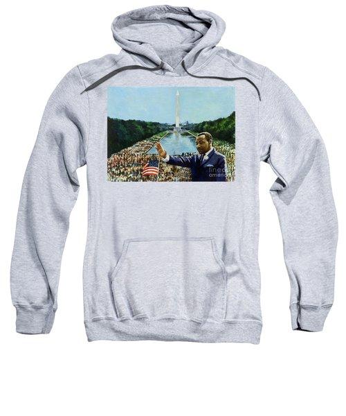 The Memorial Speech Sweatshirt