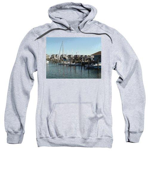 At Kent Narrows Sweatshirt