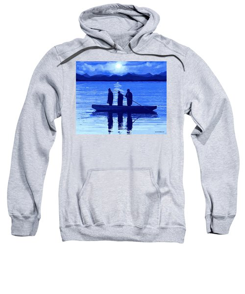 The Night Fishermen Sweatshirt