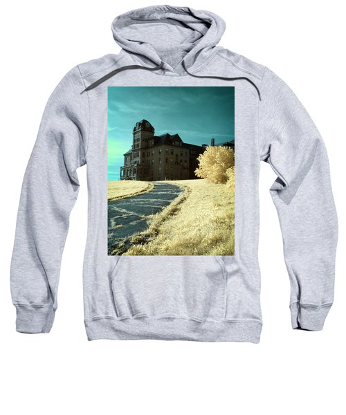 The Old Odd Fellows Home Color Sweatshirt