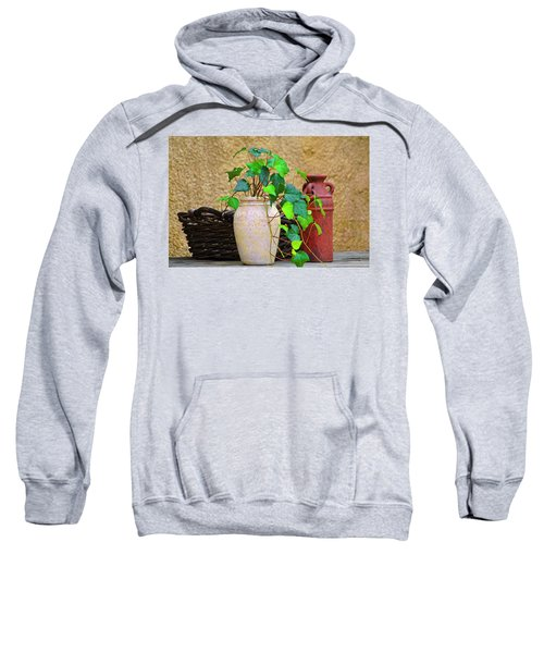 The Old Times Sweatshirt
