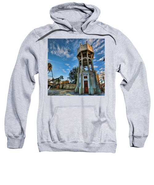 The Old Water Tower Of Tel Aviv Sweatshirt