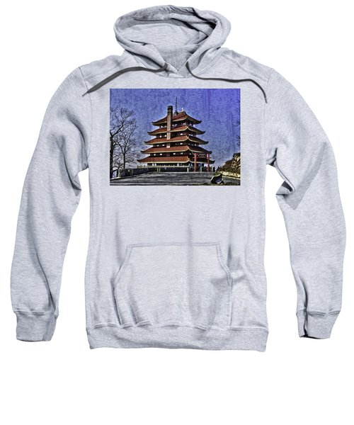 The Pagoda Sweatshirt