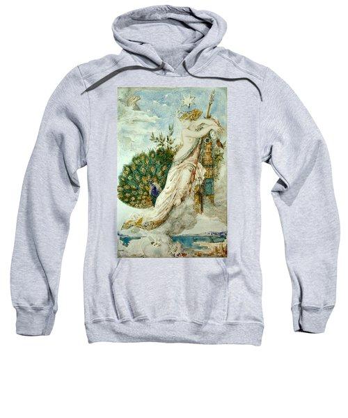 The Peacock Complaining To Juno Sweatshirt