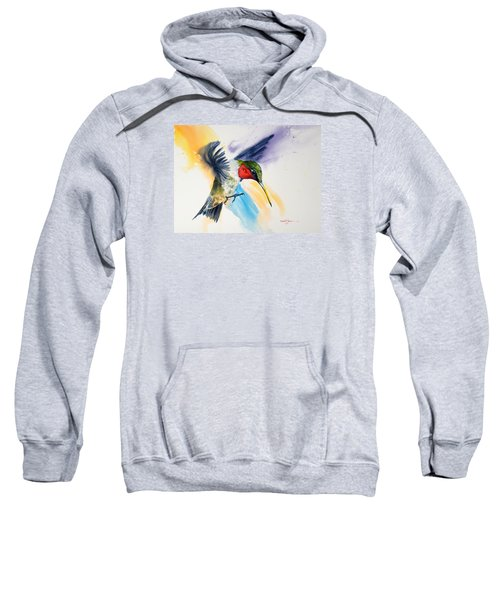 Da170 The Pollinator Daniel Adams Sweatshirt