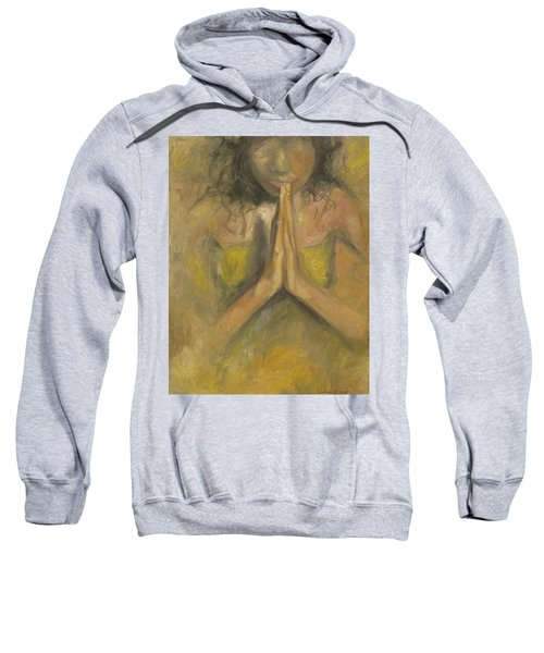 The Power Of Prayer - Blind Faith Sweatshirt