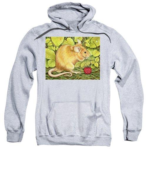 The Raspberry Mouse Sweatshirt