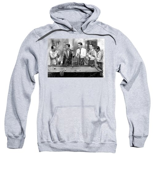 The Rat Pack Sweatshirt by Viola El