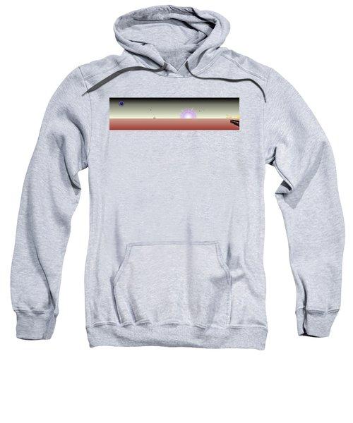 The Rising Sweatshirt by Tim Allen