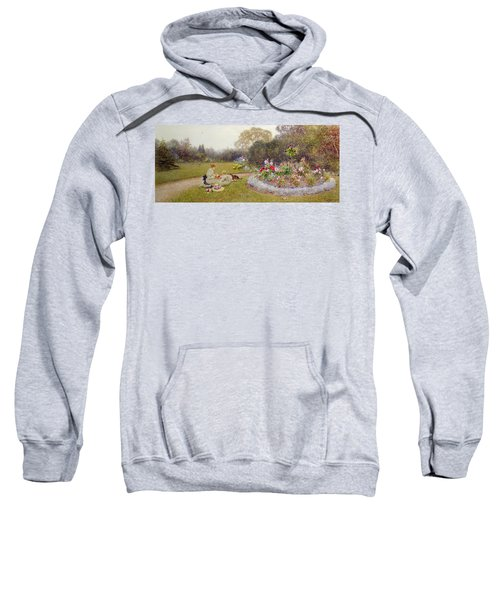 The Rose Garden Sweatshirt